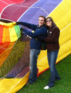 Hot Air Balloon Rides - Flights in Maryland